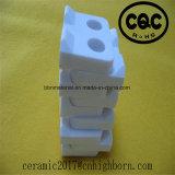 Parte di ceramica dell'allumina del modanatura di CNC