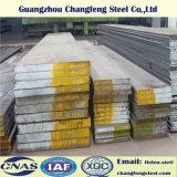 Aço plástico laminado a alta temperatura do molde da alta qualidade (P21/NAK80)