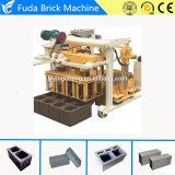Qt40-3Aの油圧移動煉瓦作成機械ブロックメーカー