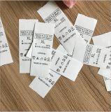 Подгоняйте дешевый ярлык печатание размера для брюк