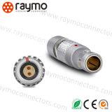 Connecteurs circulaires Raymo série B de l'oeuf Fgg Phg Lemos