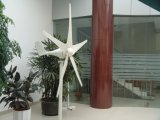 Mini molino de viento del hogar 200W 12V/24V