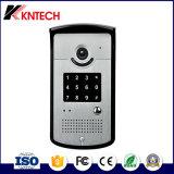Interfones video do telefone video sem fio da porta do IP do intercomunicador