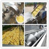 Electric Ligne de production automatique de Potato Chips Chips Chips Machine Making Machine fixe