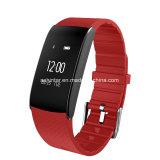 Blutdruck-Uhr-Impuls-Messinstrument-Sauerstoff-Puls-Eignung-Verfolgerintelligenter Wristband