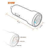 Автомобильное зарядное устройство Energy Smart 5V 2.1A двойной автомобильного зарядного устройства USB адаптер
