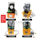 Bomba personalizada elétrica hidráulica da tubulação de petróleo da unidade da válvula de segurança