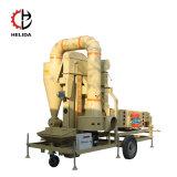 Vibration de haute qualité deux couches de la machine de dépistage du grain de riz haricots de soja Graines de blé Cleaner