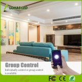 9W E26 Smart WiFi Downlight LED regulable Luz Blanca sintonizable 2000K-6500K con 4 pulg.