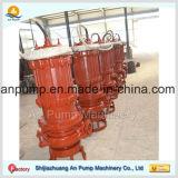 Sable lourd de qualité draguant la pompe submersible centrifuge