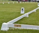 Equestrian rete fissa dell'arena di Dressage di standard di 20mx40m o di 20mx60m