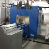 Линия цинк изготавливания тела технологических оборудований баллона LPG металлизируя линию