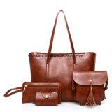 Quatre grands sacs d'emballage d'achats/Crossbody/sacs réglés pochette de main de sac d'emballage traditionnel de dames