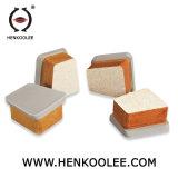 大理石のためのVrのマグネサイトのブランクフルトの研摩剤