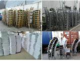 De openlucht Stoel van Chiavari Tiffany van het Banket van het Huwelijk van de Hars van het Staal van het Aluminium Acryl Plastic