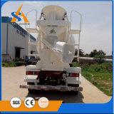 El mejor carro del mezclador concreto del surtidor de China con la bomba