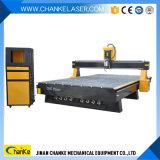 印の広告業のためのプラスチック木CNCのルーター機械