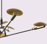 Luz de suspensão do pendente do metal novo do estilo (MD8117-8)