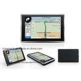 """최신 5.0 """" Bluetooth 핸즈프리 GPS 항해자, FM 전송기, Avin 후방 사진기, 소형 GPS 항해 체계와 가진 IPS Sreeen 차 트럭 바다 GPS 항법"""