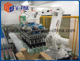 Automatische Robot Palletizer voor Karton/de Machines van de Verpakking (v-PAK)