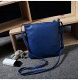 O mensageiro de couro do plutônio do saco europeu de Crossbody das mulheres do vintage do estilo ensaca (WDL0958)
