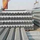 La galvanizzazione ed il materiale dello zinco si conformano alla tubazione del ferro galvanizzata BS729 per la struttura della rete fissa