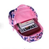 Preço mais barato belos Carton Saco de ombro com duas vezes Tote Bag Mochila Escolar