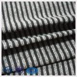 Qualitäts-schönes Polyesterspandex-Gewebe für Herbst-und Winter-Sportkleidung