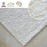 Tessuto del merletto del ricamo dell'Africa. Disegno svizzero di stile, materiali eleganti Ln10068 dell'indumento