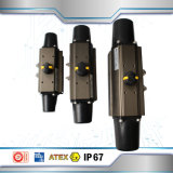 China hizo Manufactory el actuador neumático de efecto simple