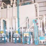 moulin de la farine de blé 30-36t fonctionnant en Ethiopie Kenya Brésil Egypte