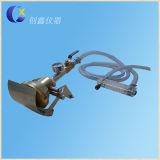 물로 살포될 견본을%s 압력 계기를 가진 IEC60529 Ipx5 Ipx6 물 분출 분사구