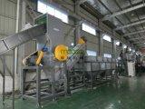 Sacos de plástico e película do LDPE do PE da pequena escala que recicl o equipamento