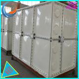 Serbatoio di acqua di plastica del serbatoio di rinforzo FRP di trattamento delle acque