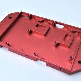 Aluminio por encargo del CNC de la precisión que trabaja a máquina la parte trabajada a máquina CNC