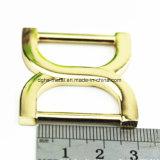 A curvatura quente do anel-D da liga do zinco do metal da venda para o saco parte os acessórios dos bens do couro de sapatas da curvatura de correia (Bl059, 185, 891, 1453, 2210, 2211)