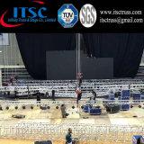 Fornitore della strumentazione del fascio di illuminazione della fase di concerto della palestra