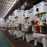 Fabricação de chapa metálica Jh21 100 Ton Estampagem Máquina de perfuração Potência Excêntrico Punch Press