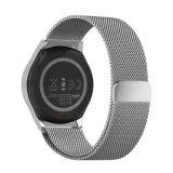Correa de reloj milanesa del bucle para la venda de reloj del engranaje S3 de Samsung 22m m S/M/L