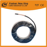 CCS Conductor와 Foaming PE를 가진 중국 Factory Rg11 Caoxial Cable