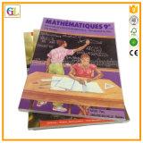 Impression éducative de livres de couverture molle (OEM-GL016)