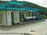 1300 Nm3/H Aufschüttung-Gas-Behandlung-Pflanze