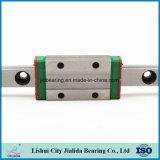 Pequeña guía linear del carril de la alta calidad para la etapa linear del CNC (MGN 15)