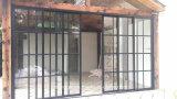 Shanghai-Fabrik-Großverkauf-Oberfläche galvanisierte Aluminiumlegierung-Stahl-Türen