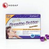 Una mejor respiración tiras Nasal Parche Anti-Snoring