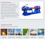 Pompe de circulation de la chaleur de pompe mécanique et d'étanchéité de joint pour la métallurgie