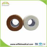 Ce & ISO médicaux approuvés cohésive de couleur élastiques jetables Pansement adhésif