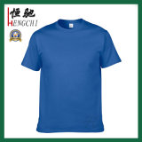 Factory larva Mens Cotton Elongated Promotional Green Tshirt