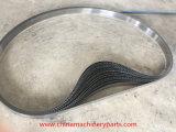 Blad van de Lintzaag van de sterke/Tand van de Schildpad het Achter BimetaalVoor Scherp Aluminium