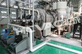 De Apparatuur van de Deklaag van het Plateren van het Chroom van de Pijp PVD van het Blad van het Meubilair van het roestvrij staal
